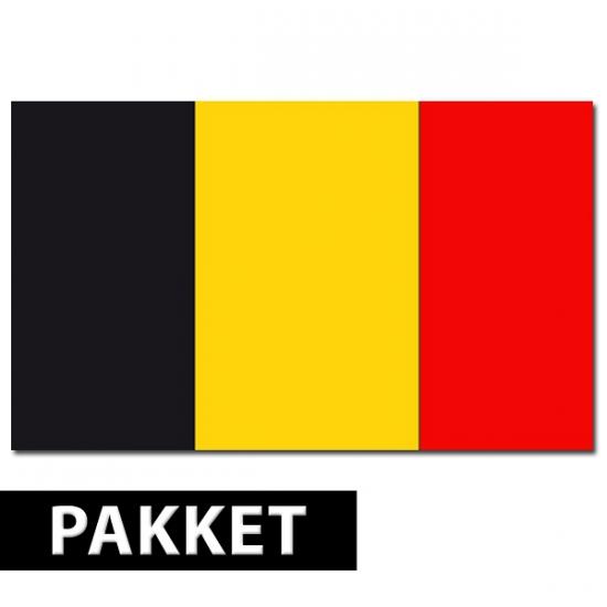 Belgische versiering pakket