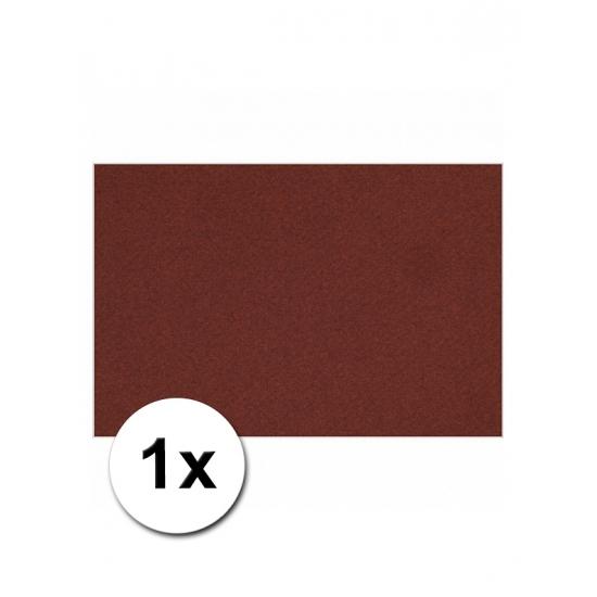 Bordeaux rood kartonnen vel A4