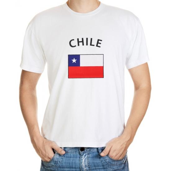 Chili vlag t-shirts