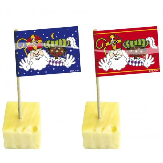 Cocktail prikkers voor Sinterklaas thumbnail