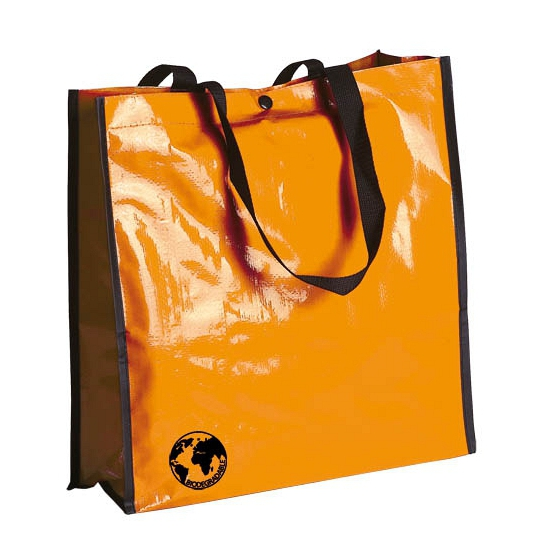 Eco tassen oranje