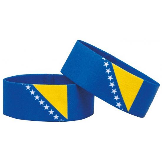 Fan armband Bosnie en Herzegovina