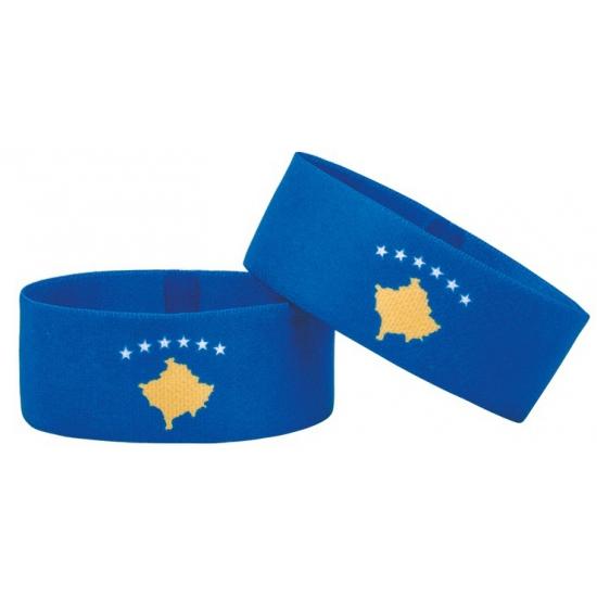 Fan armband Kosovo