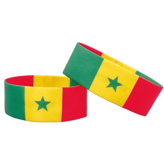 Fan armband Senegal