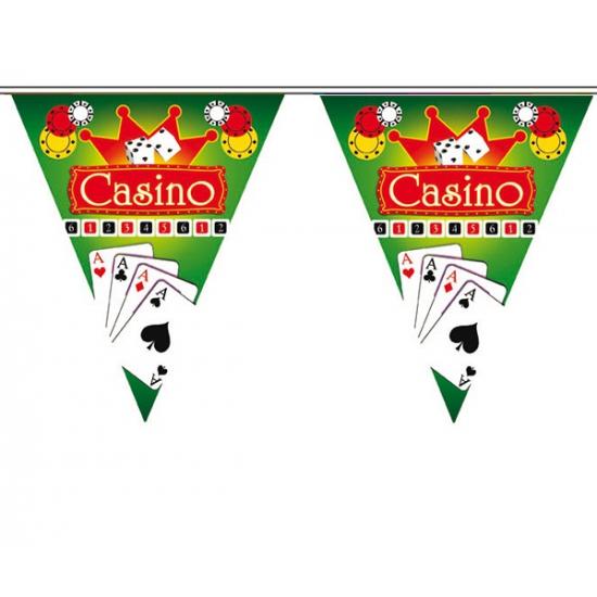 Hollywood thema vlaggenlijn Casino