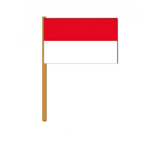 Indonesie zwaaivlaggetjes