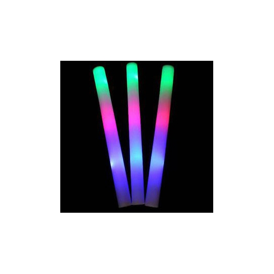 Lichtgevende gekleurde glow stick
