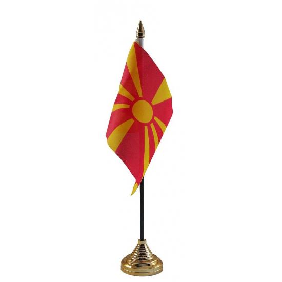 Macedonie tafelvlaggetje