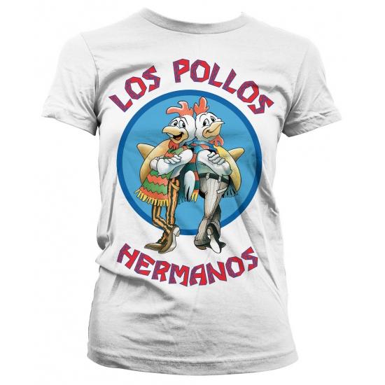 Merchandise shirt Los Pollos Hermanos wit