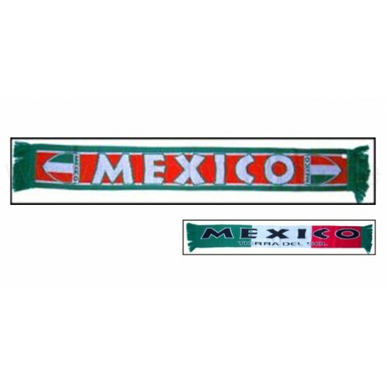 Mexico voetbal sjaaltje