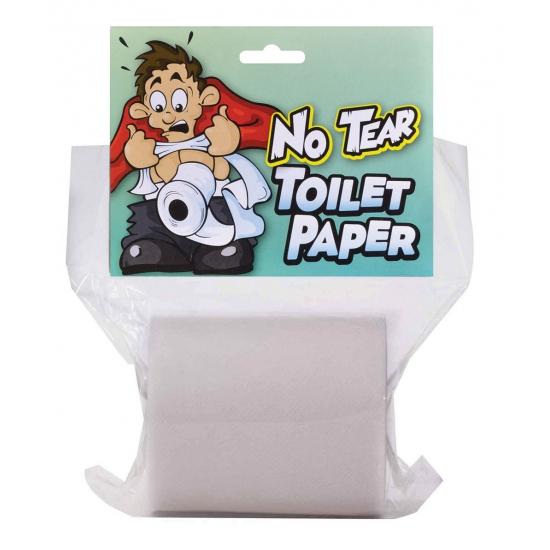 Niet af te scheuren WC papier