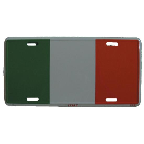 Nummerbord Italie