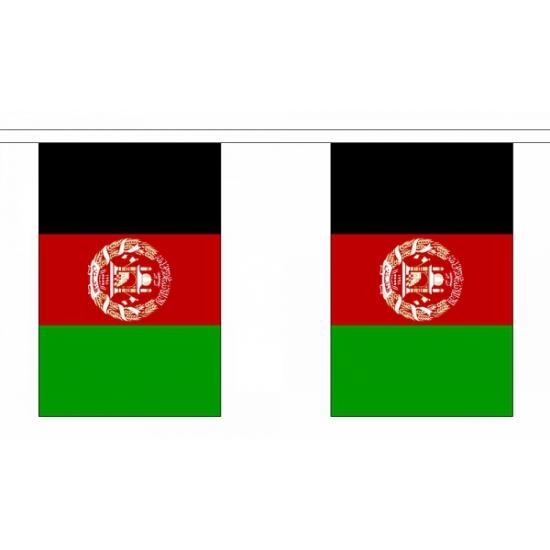 Polyester vlaggenlijn afghanistan