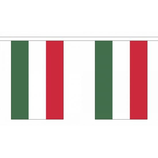 Polyester vlaggenlijn Hongarije