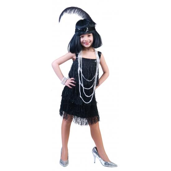 Showgirl jurkje voor meisjes