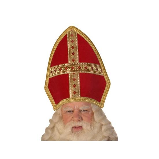 Sinterklaas mijter voor volwassenen thumbnail