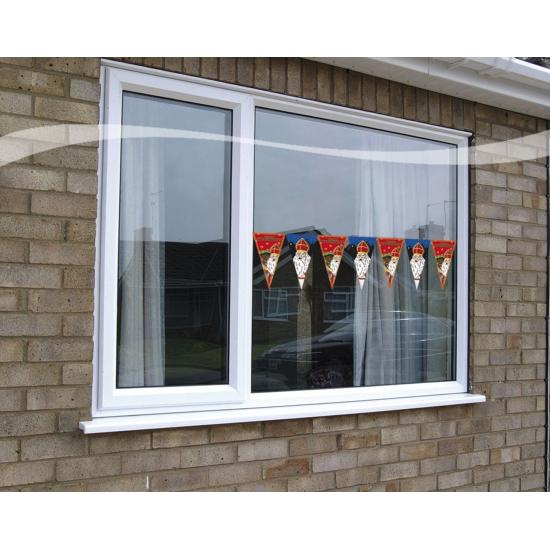 Sinterklaas raamdecoratie stickers thumbnail
