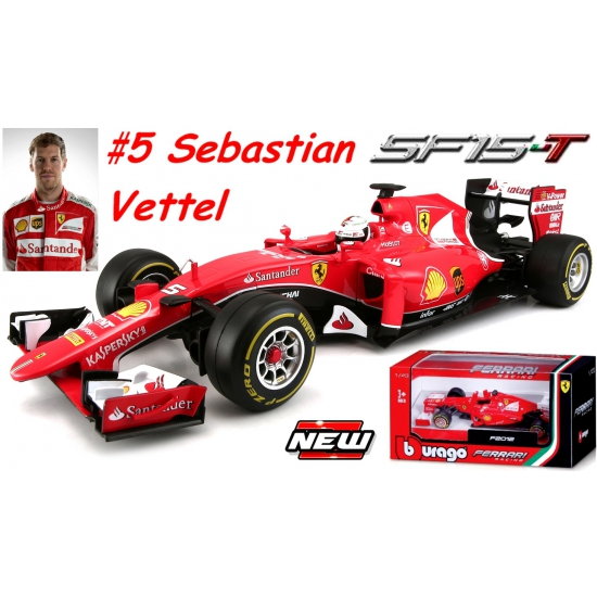 Speelgoedauto Ferrari SF15-T