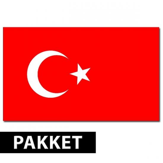 Turkse versiering pakket