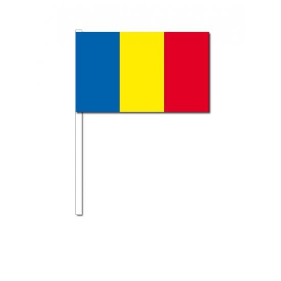 Zwaaivlaggetjes Roemenie