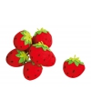 185177291Speelgoed aardbeien 7 stuks