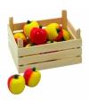 185559618Speelgoed appels in kist