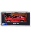 BMW X6 rood radiografisch bestuurbaar 1:14
