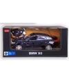 BMW X6 zwart radiografisch bestuurbaar 1:14
