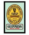 Decoratie spiegel Guinness Bier