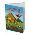Dierentuin kleurboekje + stickers