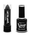 Feest-party vampieren make-up set nagellak-lipstick-lippenstift