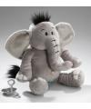 Geheime bewaarplek knuffel olifant 17 cm