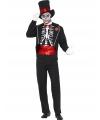 Halloween kostuum Day of the Dead