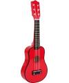 Speelgoed gitaren 53 cm rood voor kinderen