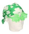 St Patricks Day feestbril