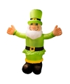 St. Patricksday opblaasbare kabouter 180 cm